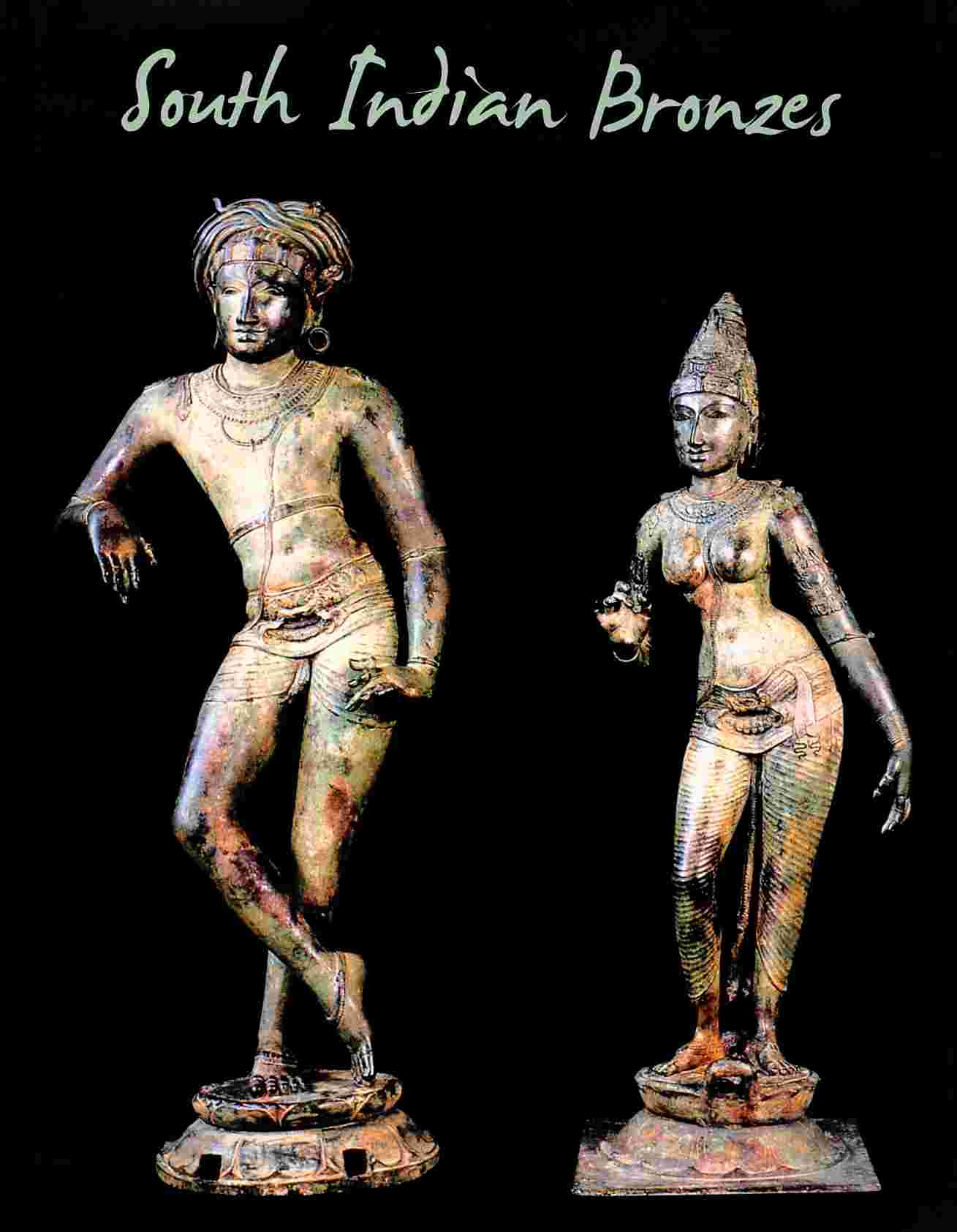 Book South Indian Bronzes