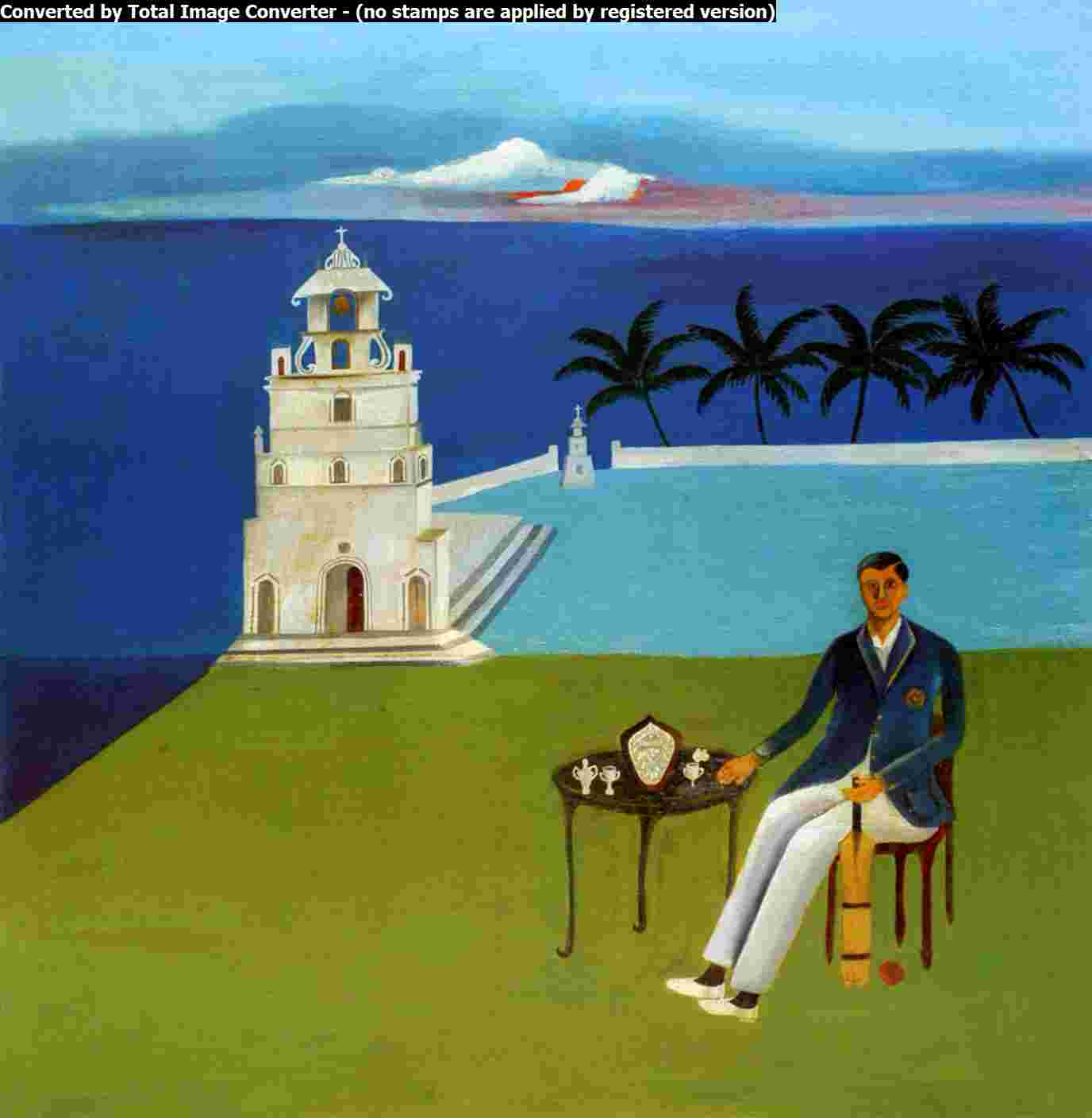 Reproduction Bhupen Khakhar